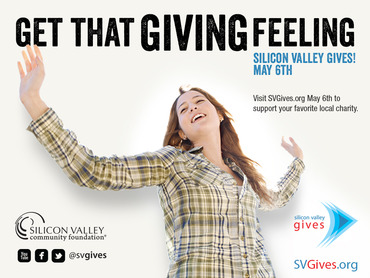 Silicon Valley Gives - May 6, 2014
